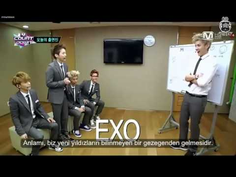 [130822] Mnet M!Countdown Backstage (Türkçe Alt yazılı)
