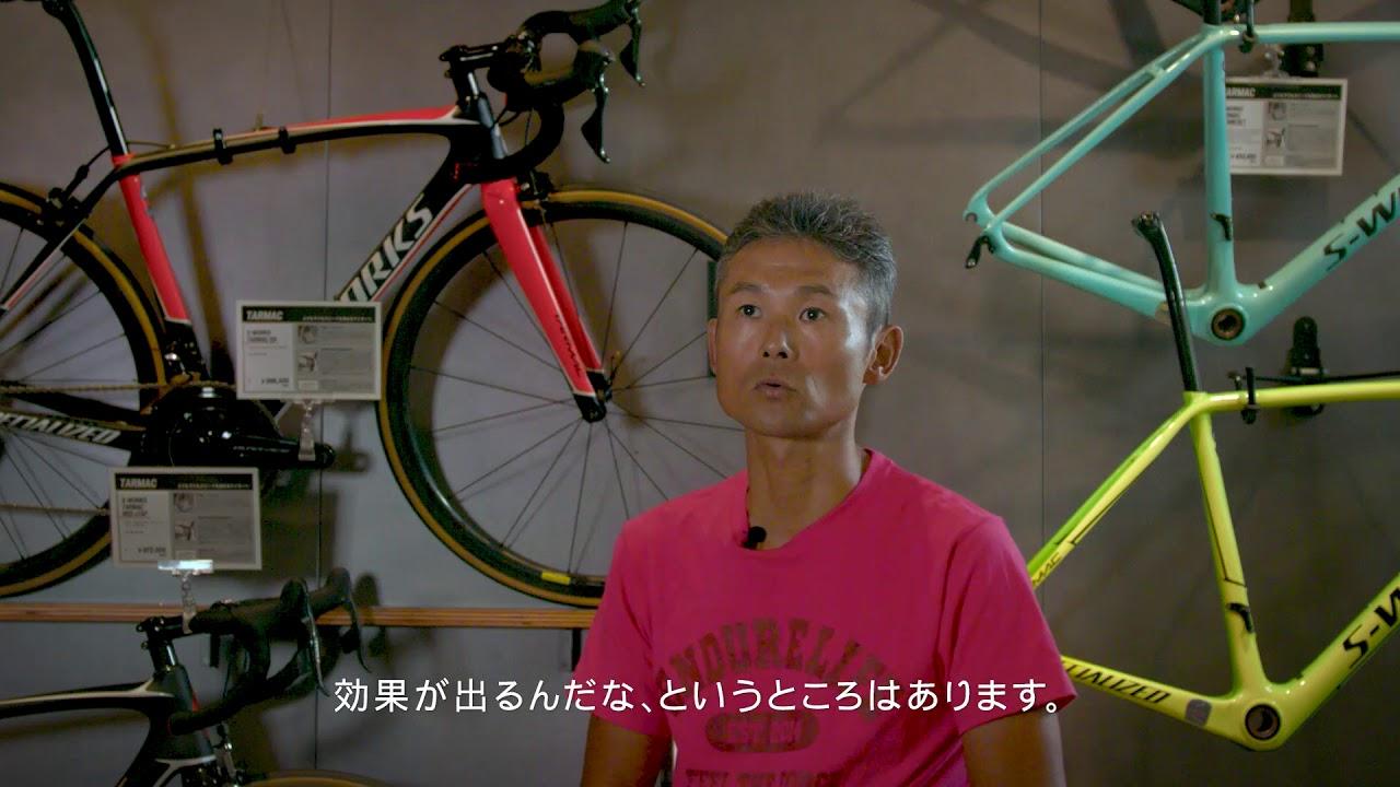 自転車競技 竹谷賢二さん