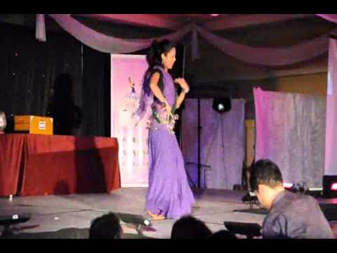 Dance performed by Sharon Sherpa at Miss Nepal USA in NY, Aug 20 2011
