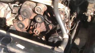 1988 Chevy Pickup Water Pump Replacement
