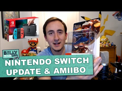 Nintendo Switch Review -  So Far - Should Parents Invest Yet?  Billy Says!