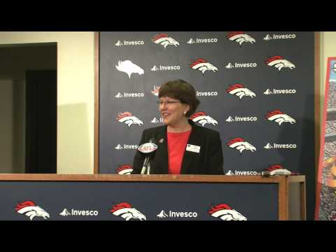 Broncos Scratch - The Colorado Lottery and the Denver Broncos announce a new partnership including a new $5 Scratch game.