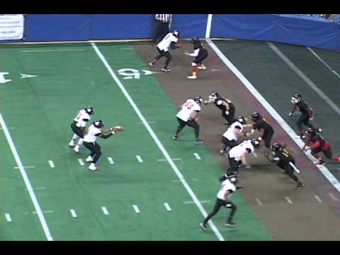 Ontario Warriors win, 92-0, in American Indoor Football game