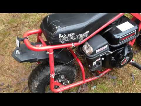 Overview/review of my 212cc baja db30 doodlebug
