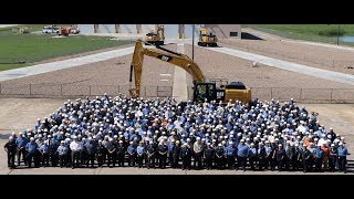 We Are Caterpillar | Victoria, Texas Excavator Manufacturing Facility