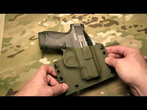 m and p shield custom  Shield Custom Kydex Holsters