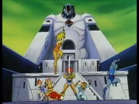 Thunder Cats Theme Song on Thundercats Theme Song