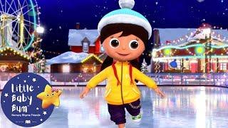 Little Baby Bum   Ice Skating + More Nursery Rhymes and Kids Songs   Kids Videos
