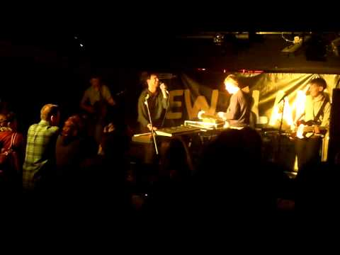 Dutch Uncles - Bellio - at New Slang, Kingston, Jan 2013