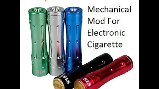 Электронные Сигареты МехМод Skyline M6/Skyline M6 Mechanical Mod For Electronic Cigarette