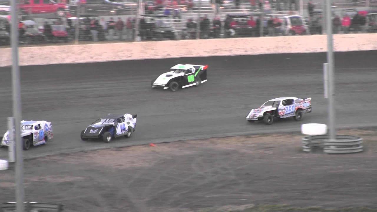 Texas Motor Speedway Dirt Track 3 7 14 Limited Mod Heat 4