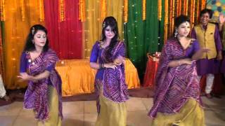 Farihas Holud Dance - Part 1
