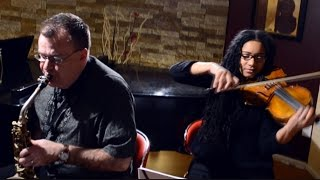 Ed Sheeran Thinking Out Loud Saxophone Piano Cello Viola Swahili Vocal Mbandi