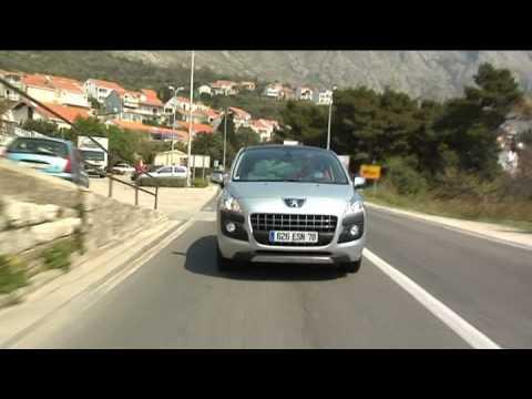 Peugeot 3008 roadtest (English subtitled)