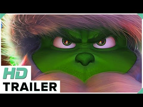 Il Grinch - Trailer 3 Italiano HD