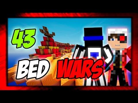 НЕВИДИМЫЕ ДЫРЫ! BED WARS! 42