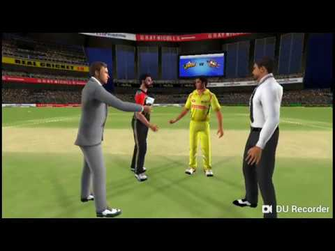 CSK VS RCB IPL 2018, FULL MATCH HIGHLIGHTS // Real cricket 18 gameplay //