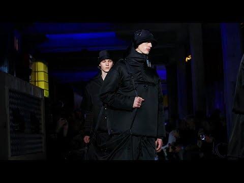 Prada   Pre - Fall 2018 + Fall Winter 2018/2019 Full Fashion Show   Menswear