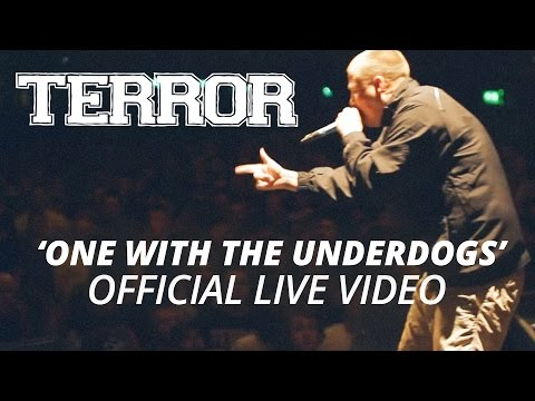 Terror - One With The Underdogs (Live @ Amsterdam, 2013)