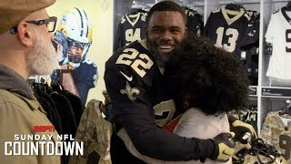 Mark Ingram goes undercover to shock local Saints fans | NFL Countdown