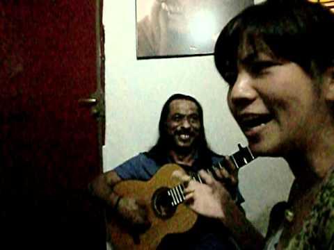 Alegrías en La Carboneria, Sevilla Yoko y Carlos Heredia.