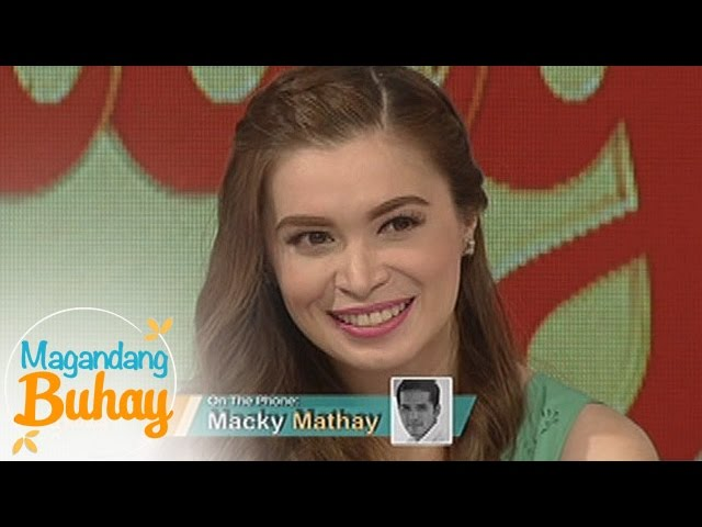 Magandang Buhay: Sunshine's boyfriend gives her a message