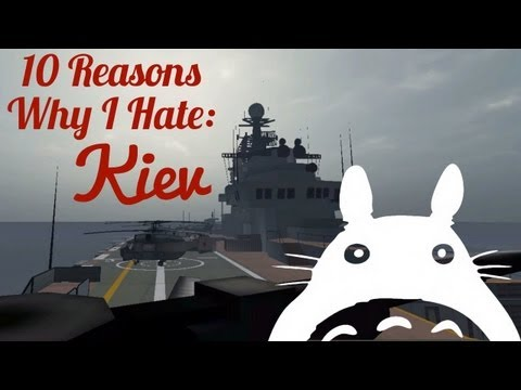 Red Crucible 2 - 10 Reasons Why I Hate Kiev.