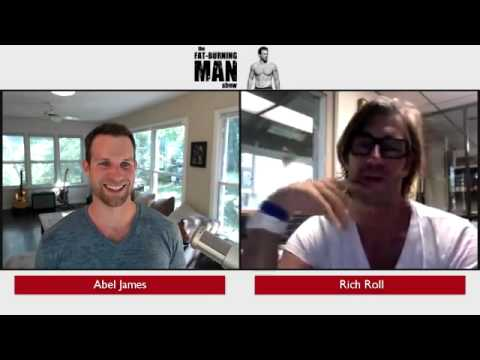 Rich Roll: Vegans vs. Paleo, and Alcoholism & Food Addiction