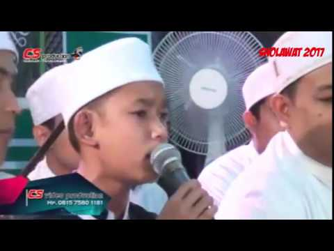 Assalamu'alaika Ya Rasulullah - Az Zahir , Ya Rohman FULL ALBUM TERBARU APRIL 2017