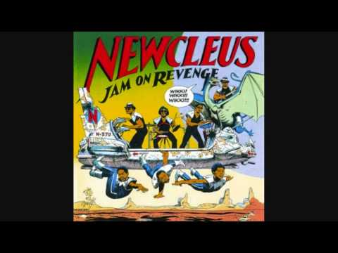 Newcleus - Jam on Revenge - Auto-Man [HD]
