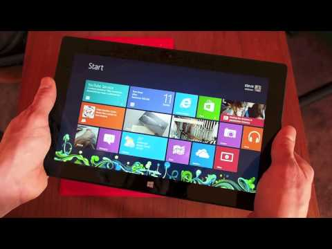 Microsoft Surface Tablet - Is it right for you?
