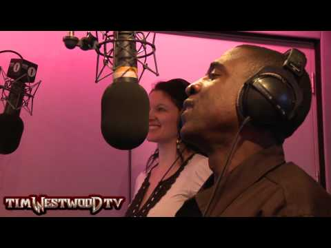 Westwood - Will E Robo impersonates Eddie Murphy & sound effects