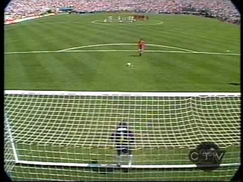 Women's 1999 FIFA Final, China vs U.S.A.