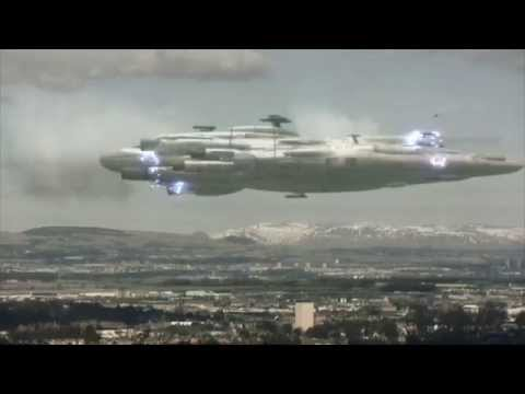 UFO over Glasgow Airport Music Videos