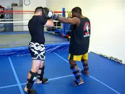 Shawn Yacoubian & Peter Cunningham Kickboxing Technique Image 1