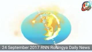 Rohingya Daily News 24 September 2017