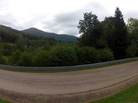 Rallye de France 2013-Pays d'Ormont WRC Loeb [GoPro]