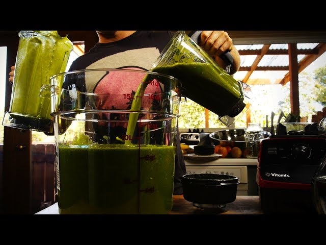 Powered By Green Smoothies (OFFICIAL TRAILER)