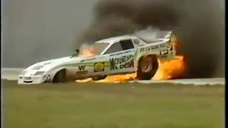 Old Drag Racing Crashes - Classic and vintage crashes