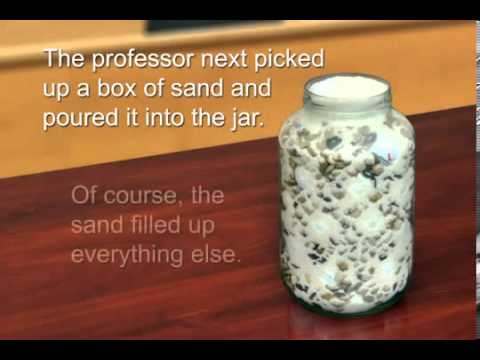 The Empty Pickle Jar