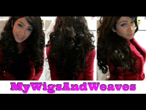 Wig Review: www.MyWigsAndWeaves.com - Unfaithful: 18