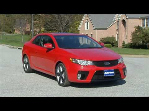 MotorWeek Road Test: 2010 Kia Forte Koup Video