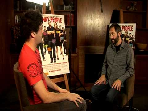 Judd Apatow Interview : Funny People (PART ONE) - Web Wombat Movies