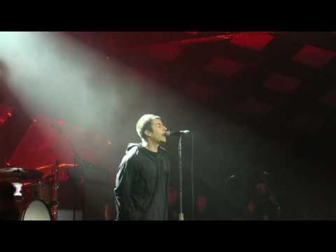 Liam Gallagher - Live Forever - Glasgow Barrowlands