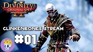 Clinkenbones Arises! - Divinity: Original Sin 2 - Part #1