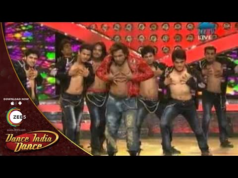 Dance India Dance Season 3 Grand Finale April 21 '12 - Master Terence Performance video