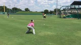 Baylor Baseball Youth Skills And Games Camps