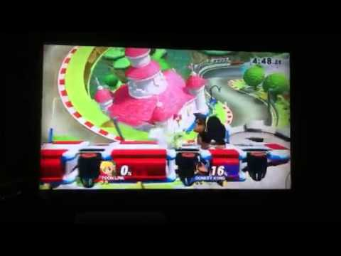New Toon Link Combo (maybe?) video