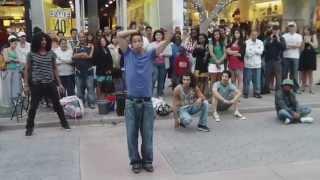 haspop in santa monica street show