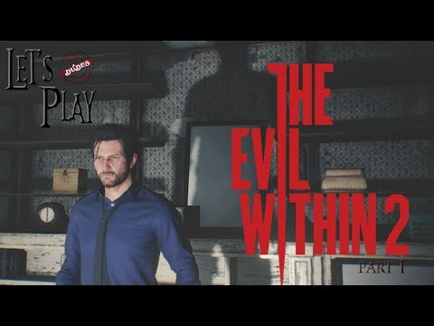 TDR Let's Play: The Evil Within 2 - Part 1